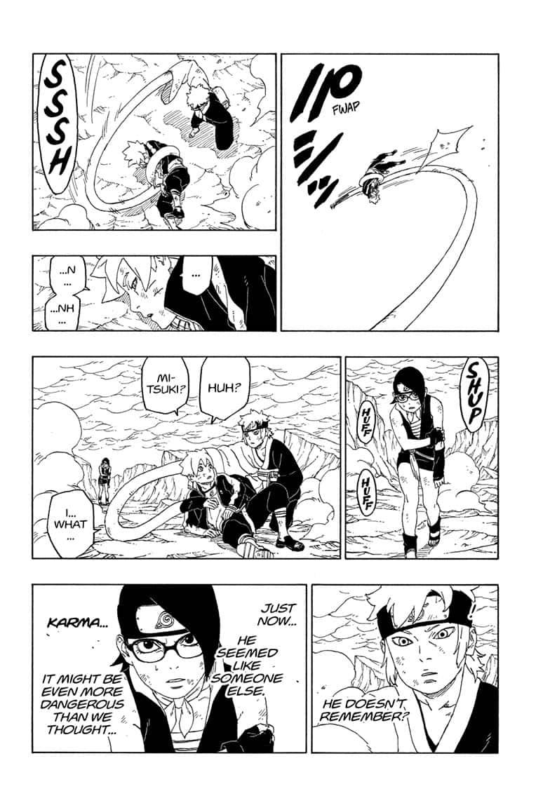 Boruto Manga, Chapter 43 image 038