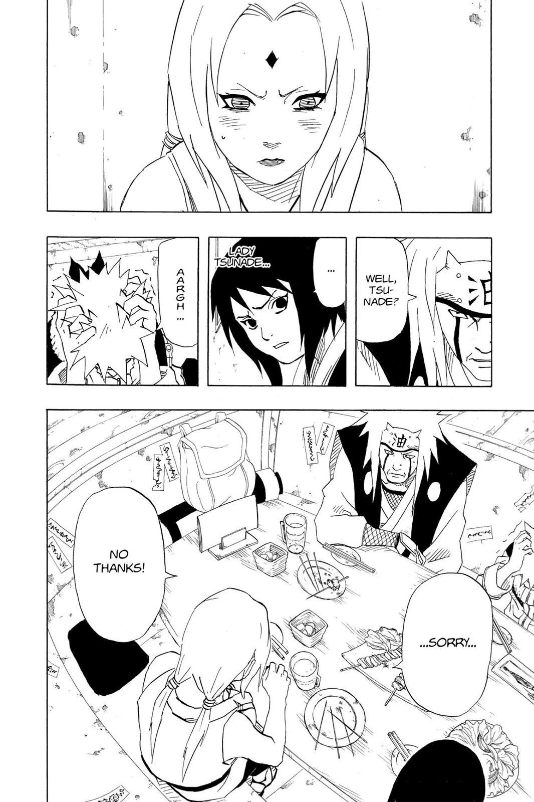 Naruto, Chapter 158 image 002