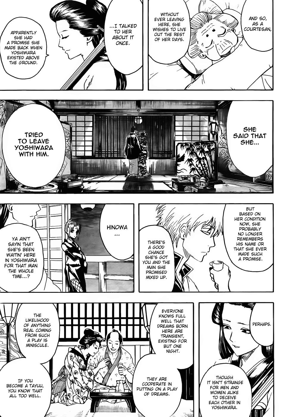 Gintama Chapter, 386 image 013