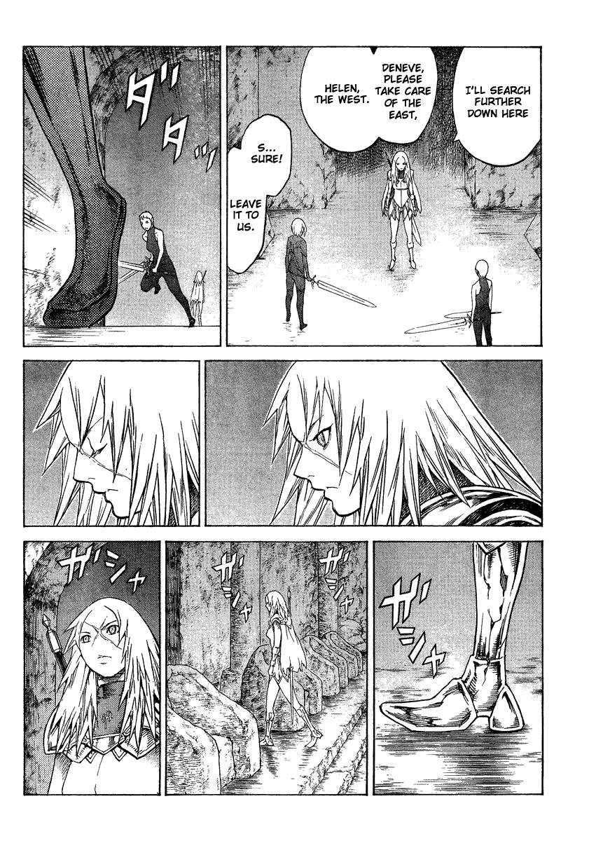 Claymore, Chapter 126 image 005