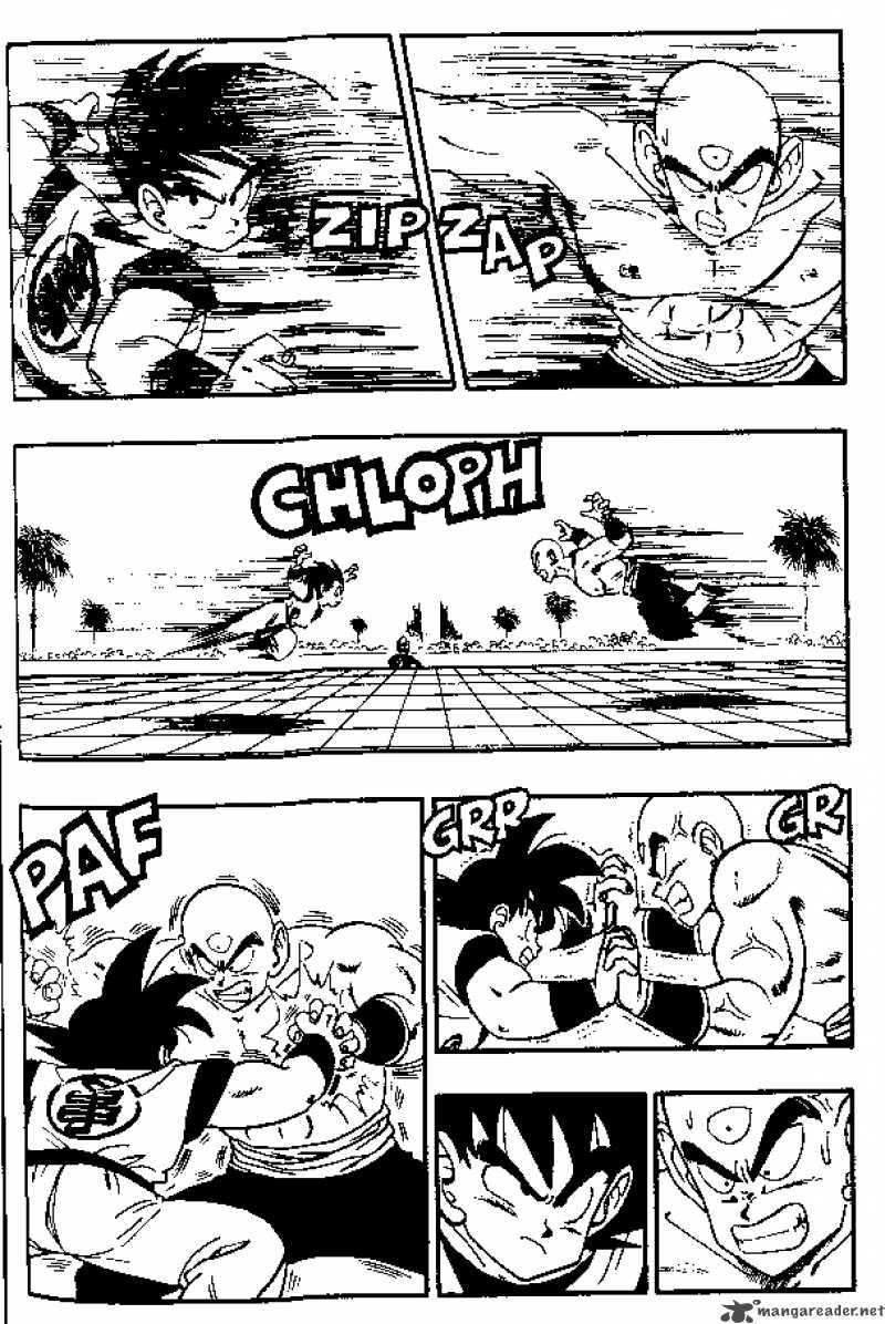 Dragon Ball, Chapter 176 image 010