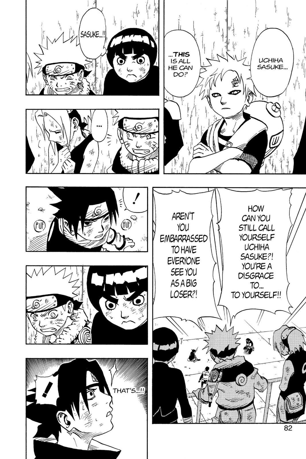 Naruto, Chapter 67 image 016
