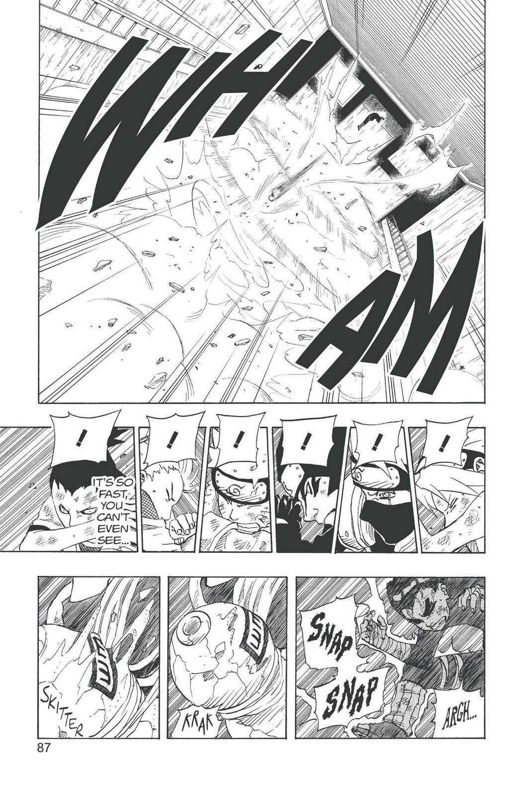 Naruto, Chapter 86 image 005