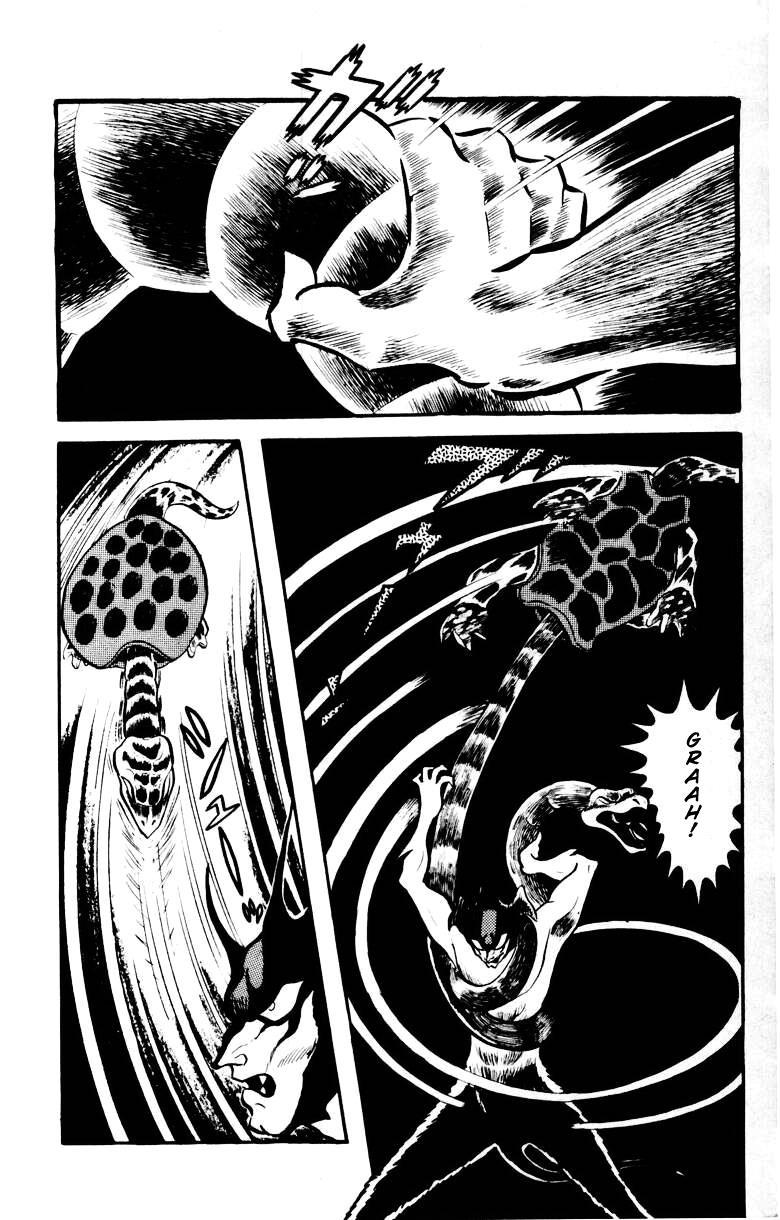 Devilman, Chapter 3 image 129