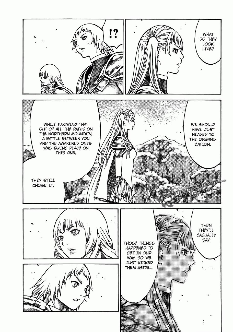 Claymore, Chapter 112 image 007
