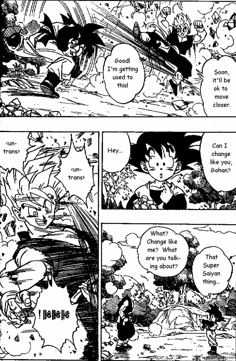 Dragon Ball, Chapter 428 image 006