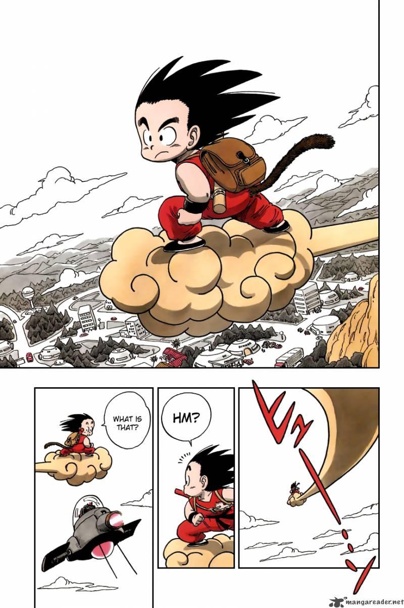 Dragon Ball, Chapter 93 image 005