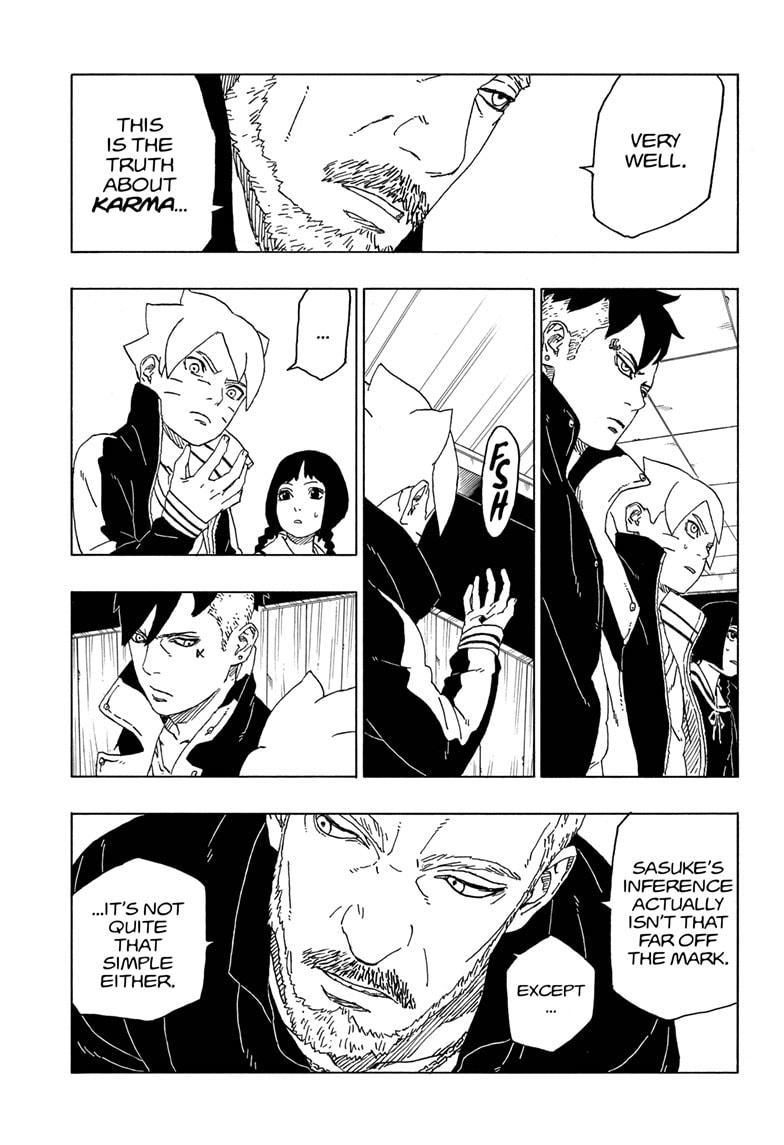 Boruto Manga, Chapter 46 image 021