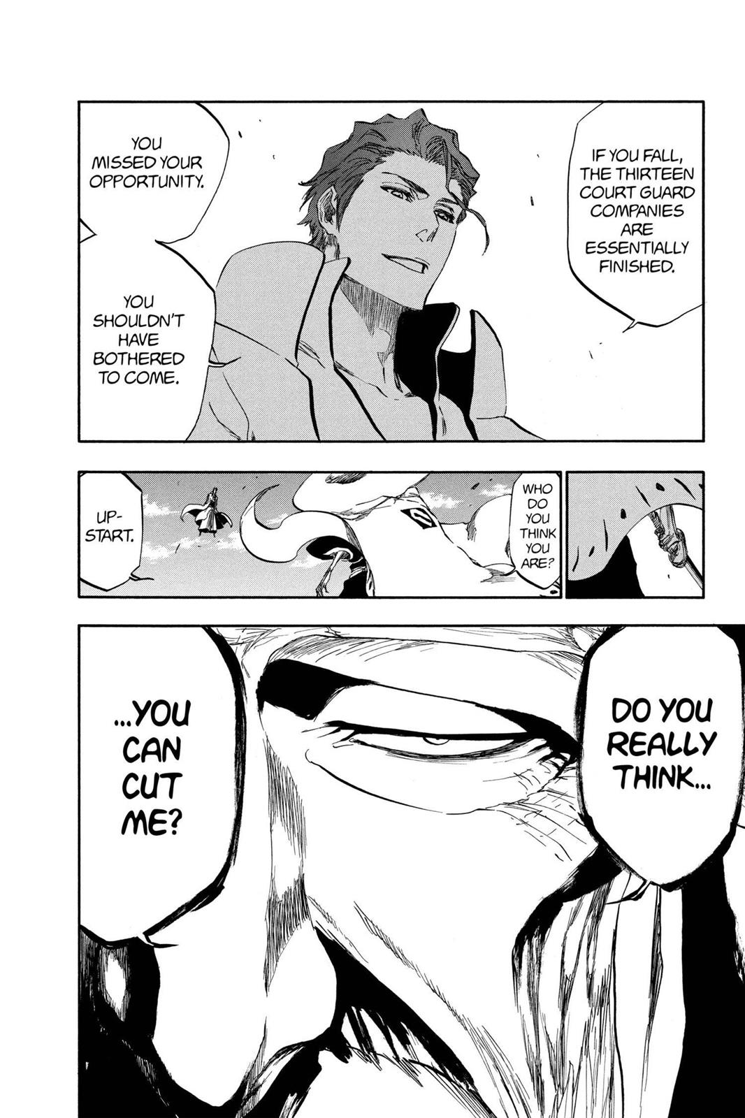 Bleach, Chapter 393 image 006