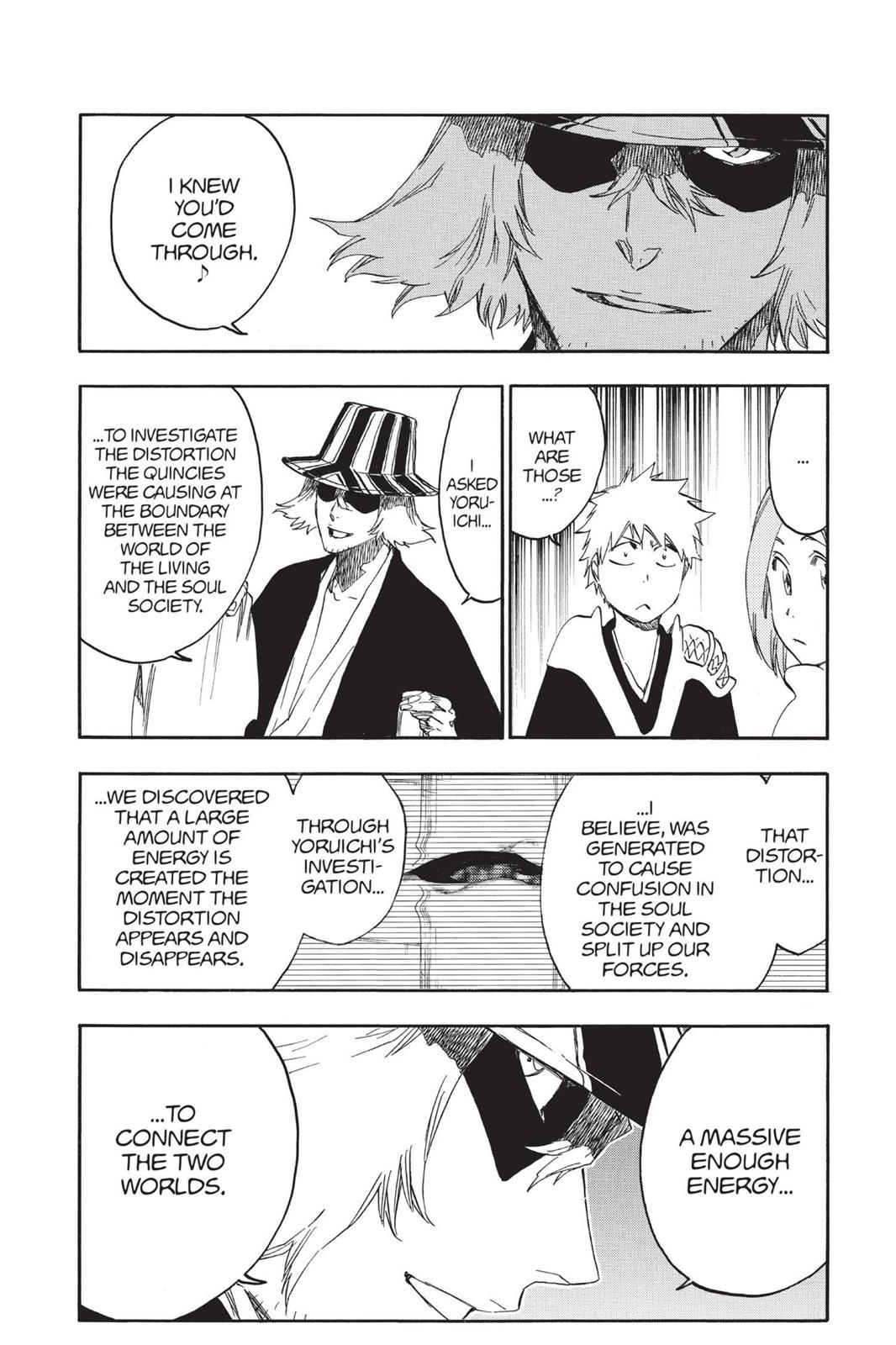 Bleach, Chapter 589 image 008