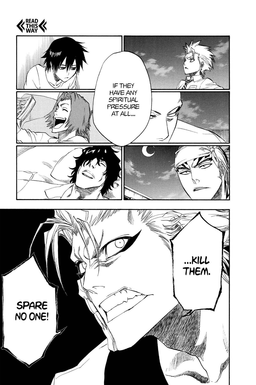 Bleach, Chapter 199 image 019