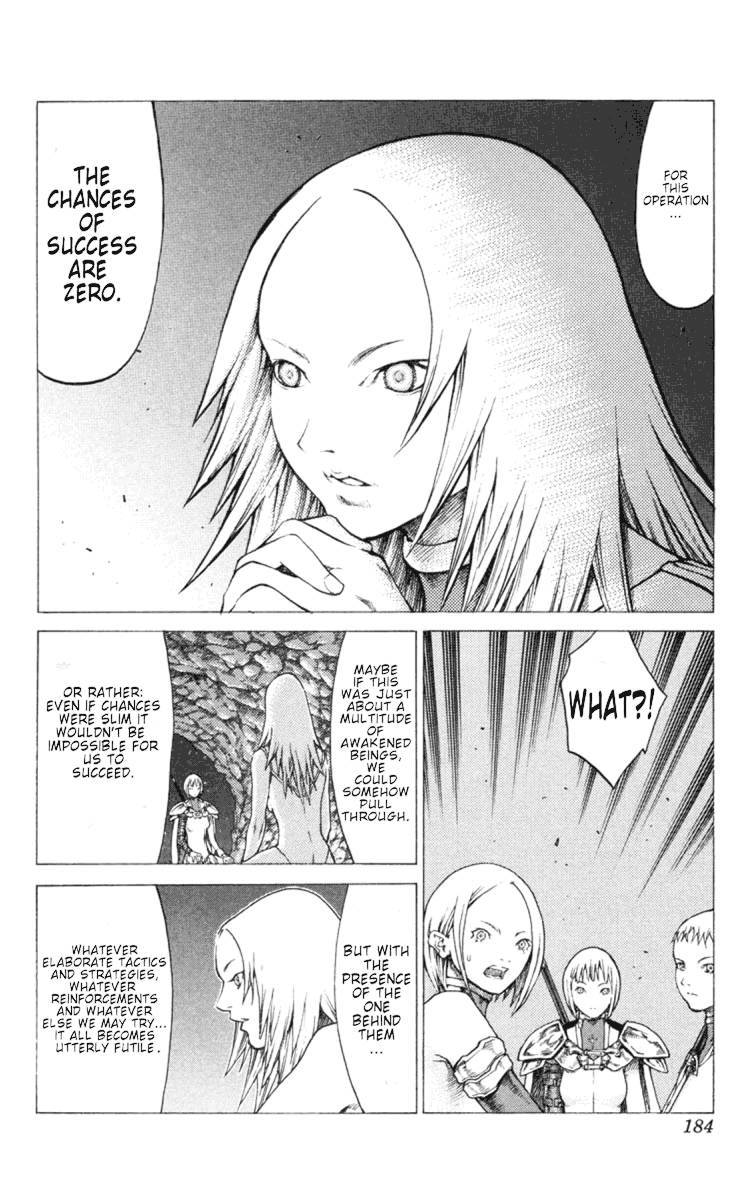 Claymore, Chapter 51 image 026