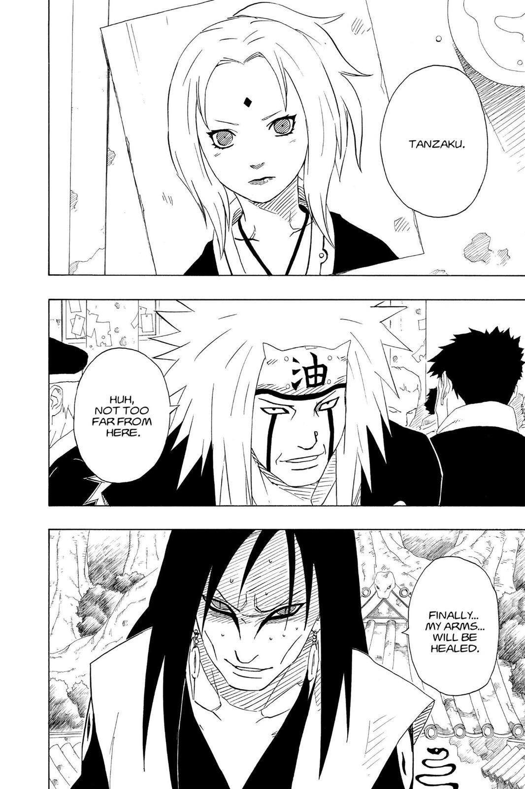 Naruto, Chapter 153 image 018