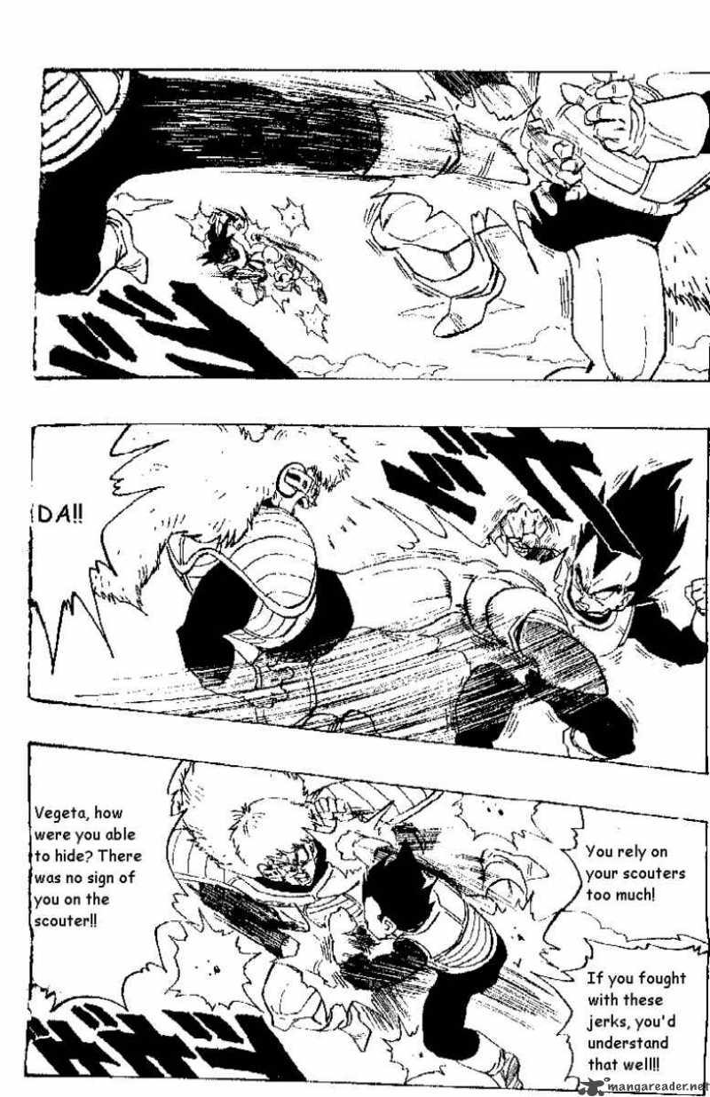 Dragon Ball, Chapter 289 image 004
