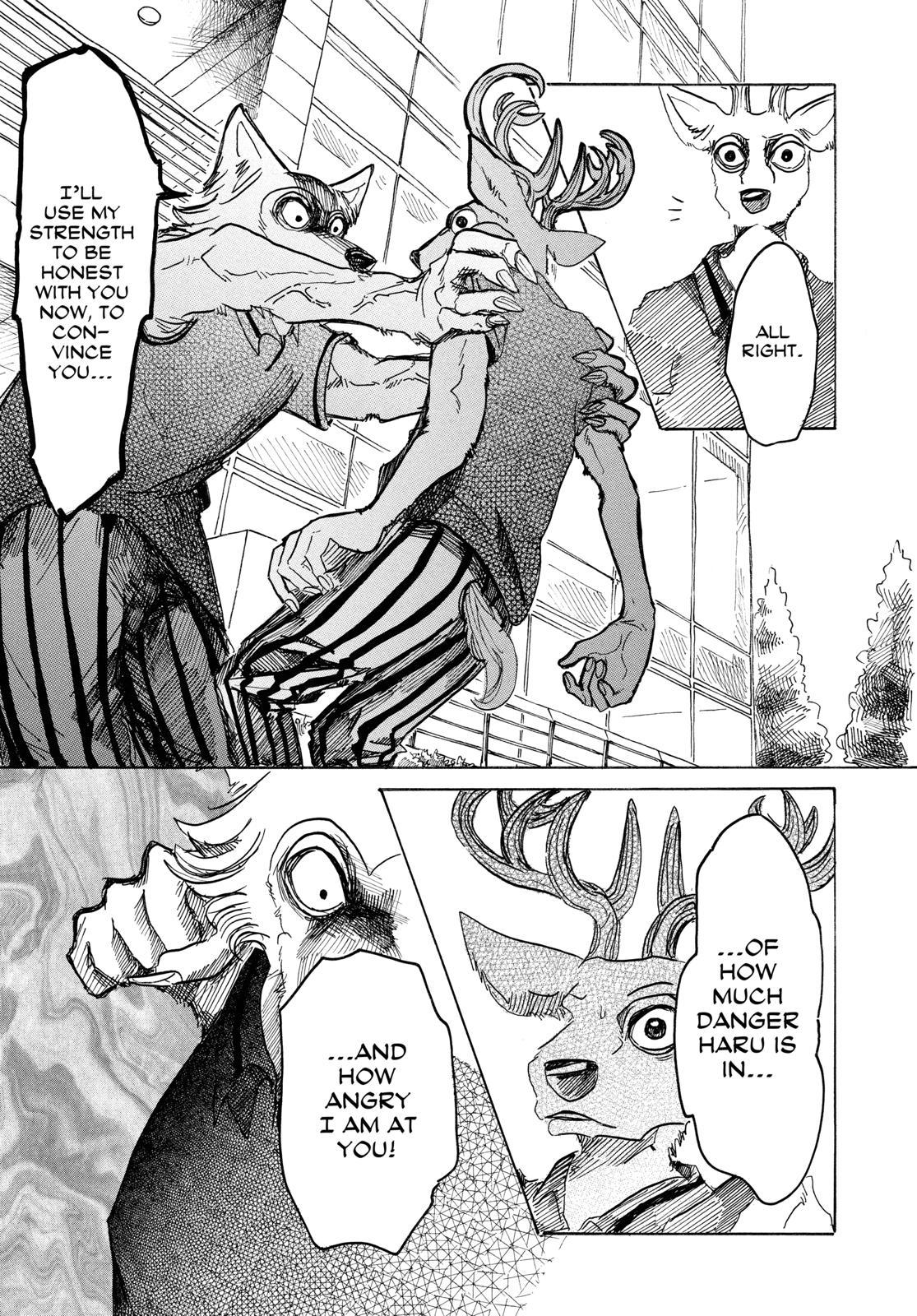 Beastars Manga, Chapter 36 image 013