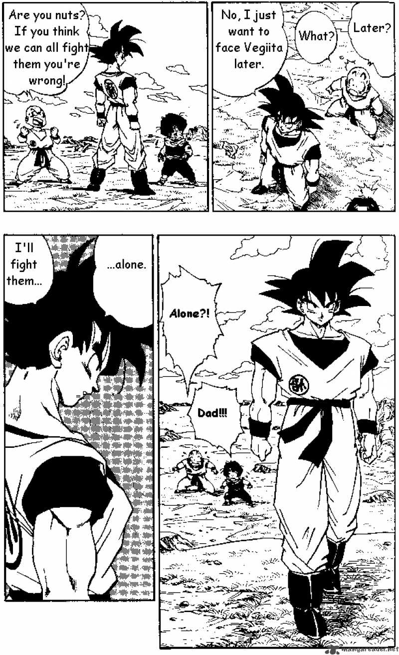 Dragon Ball, Chapter 279 image 012
