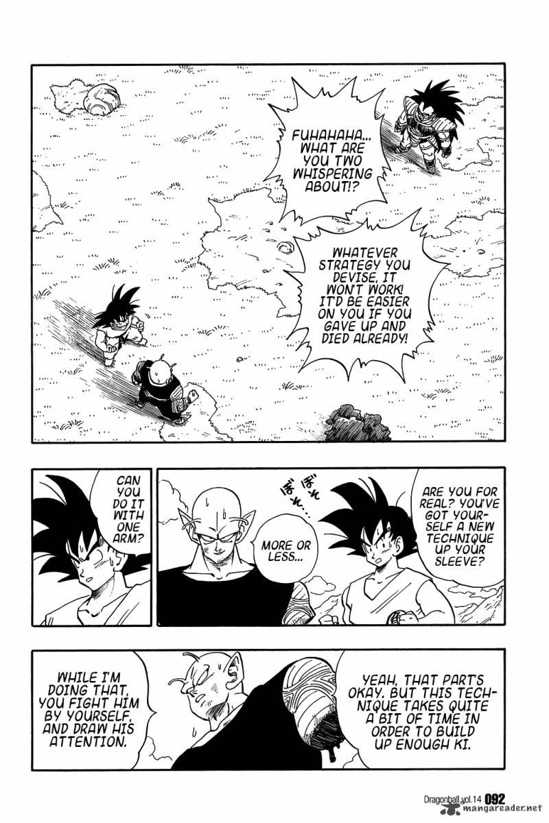 Dragon Ball, Chapter 201 image 001