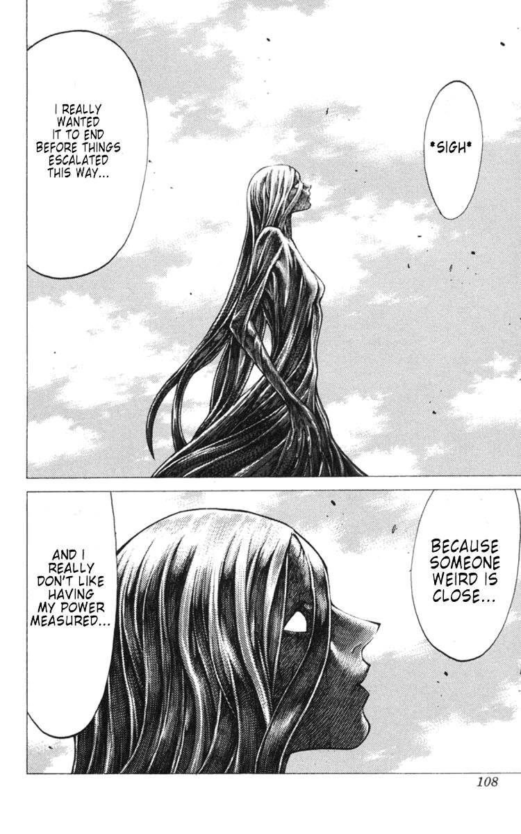 Claymore, Chapter 49 image 012