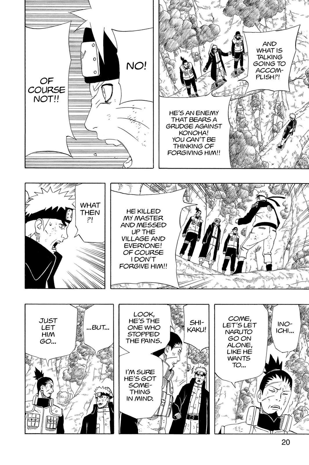 Naruto, Chapter 443 image 021