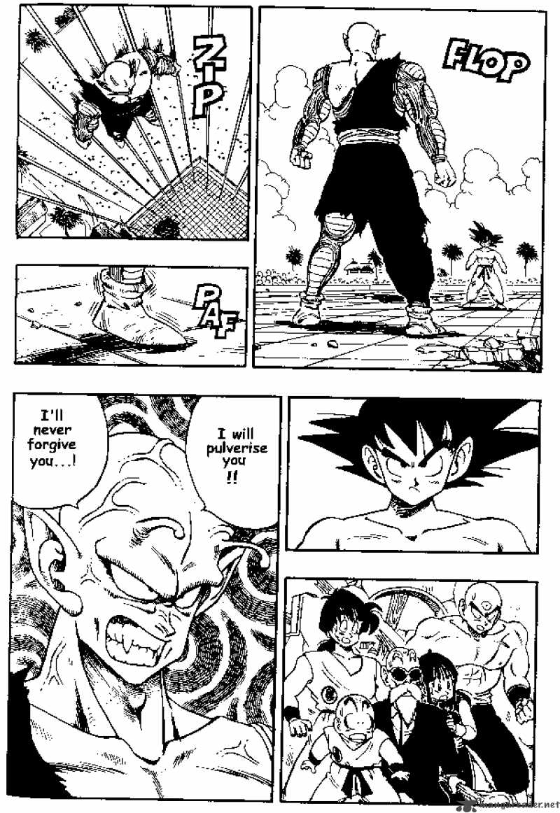 Dragon Ball, Chapter 186 image 002