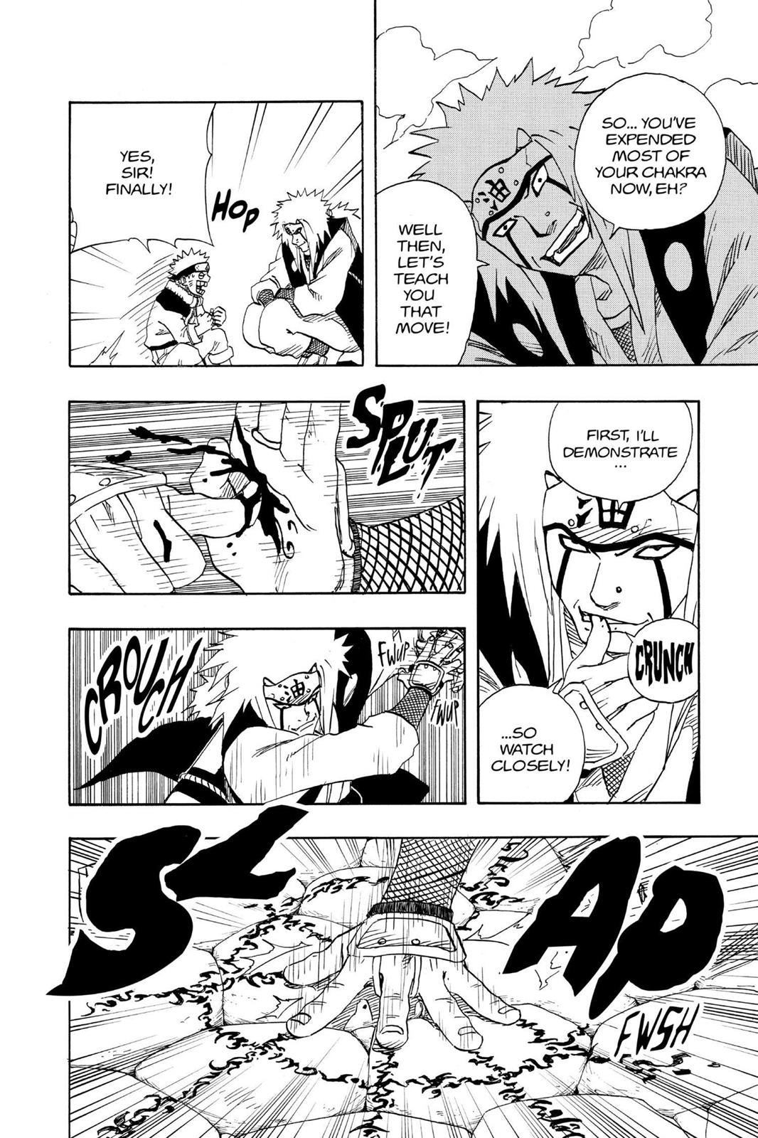 Naruto, Chapter 92 image 016