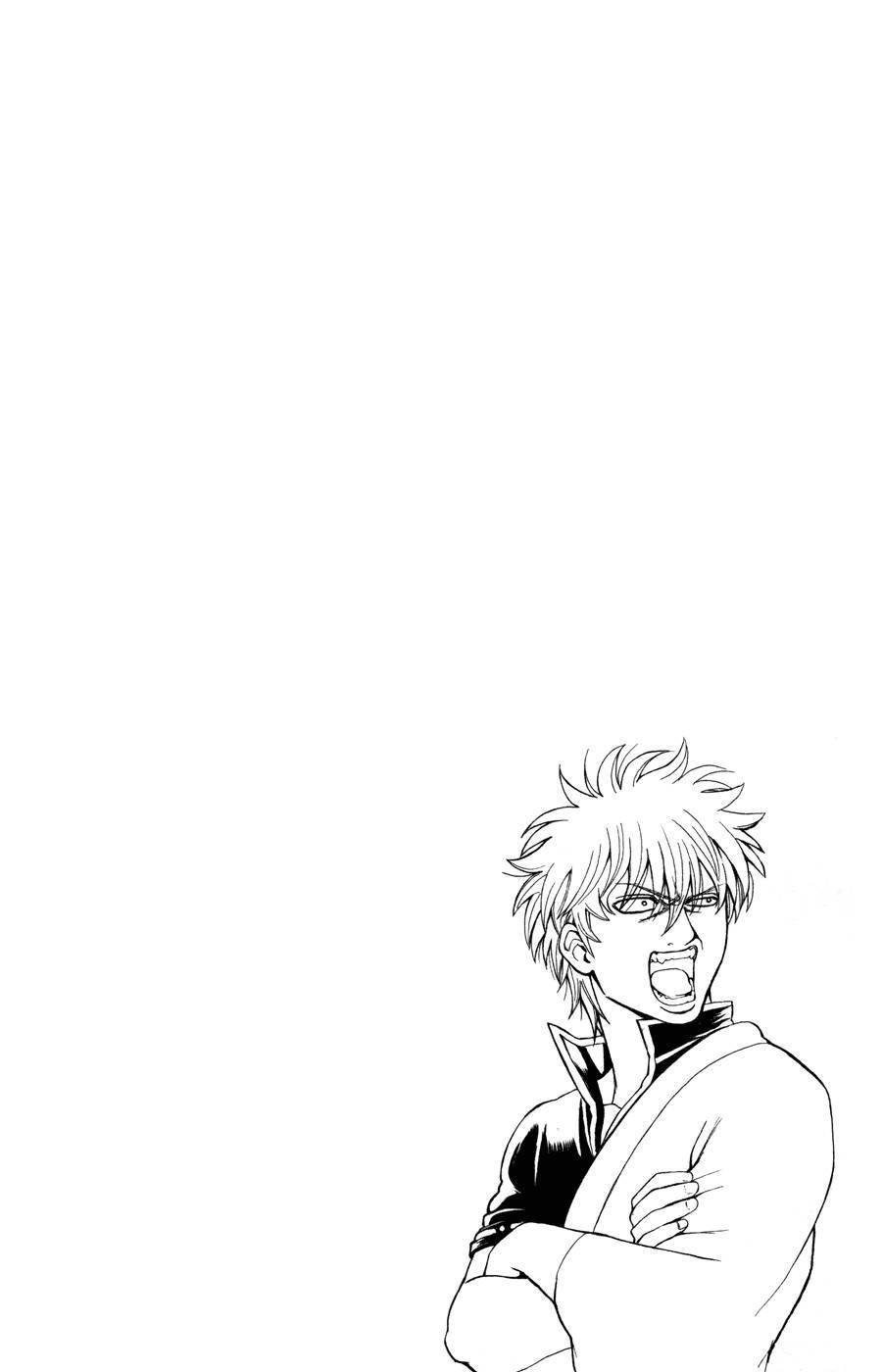 Gintama Chapter, 368 image 020