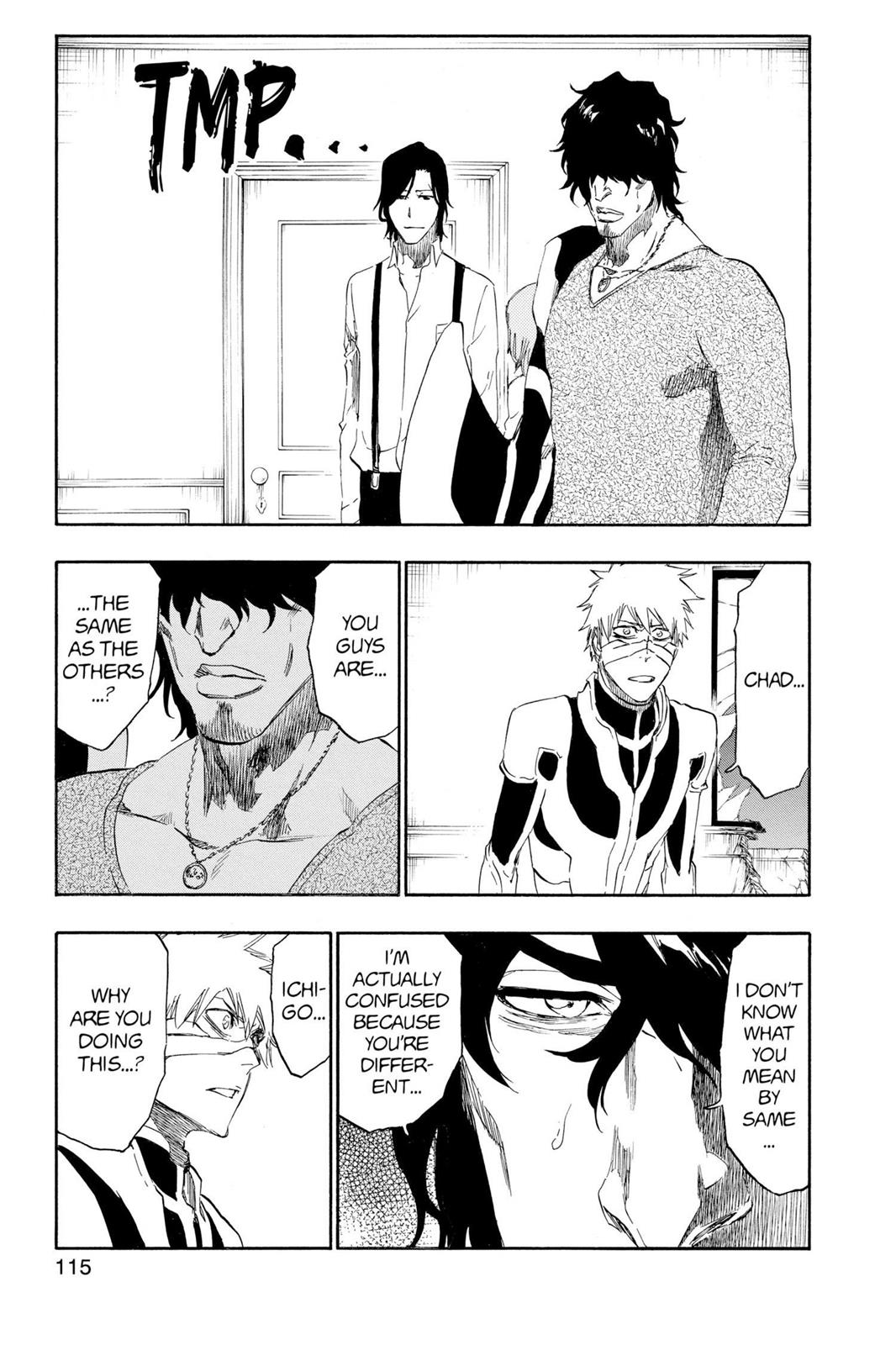 Bleach, Chapter 456 image 006