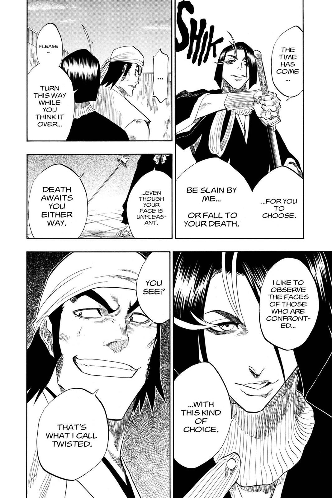 Bleach, Chapter 87 image 006