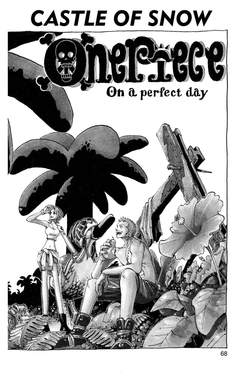 One Piece, Chapter 140 image 001