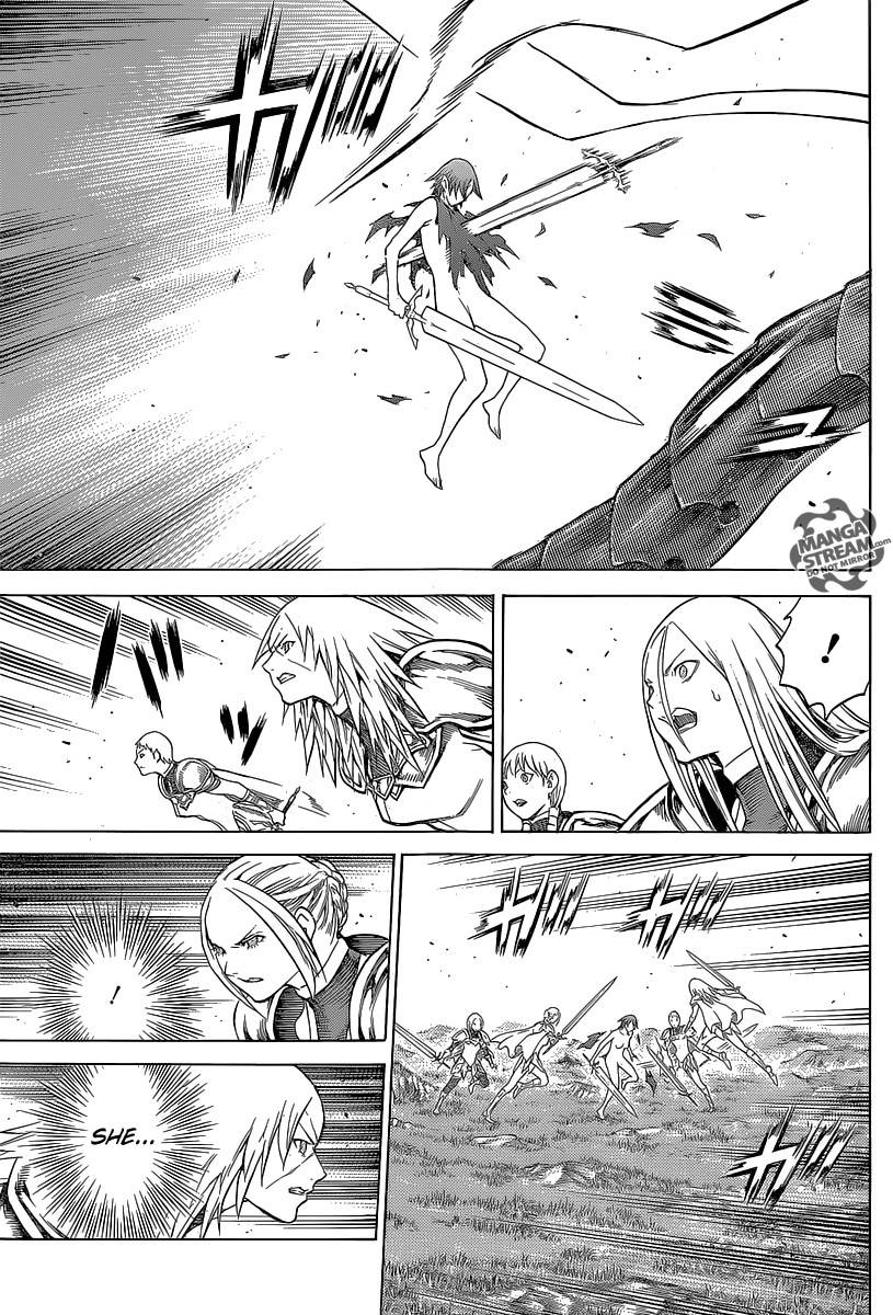 Claymore, Chapter 146 image 005