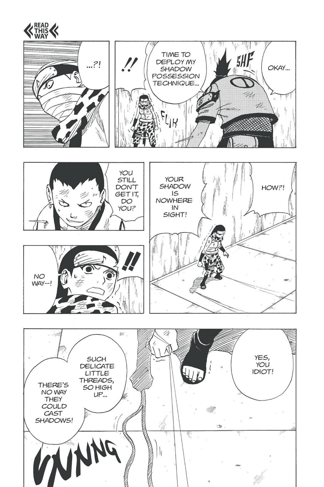 Naruto, Chapter 74 image 013