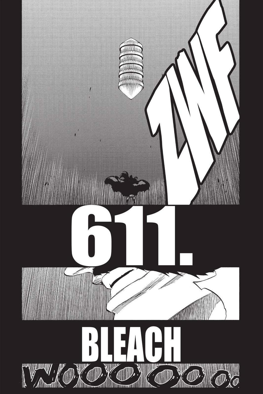 Bleach, Chapter 611 image 005