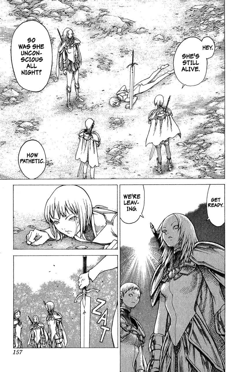 Claymore, Chapter 26 image 024