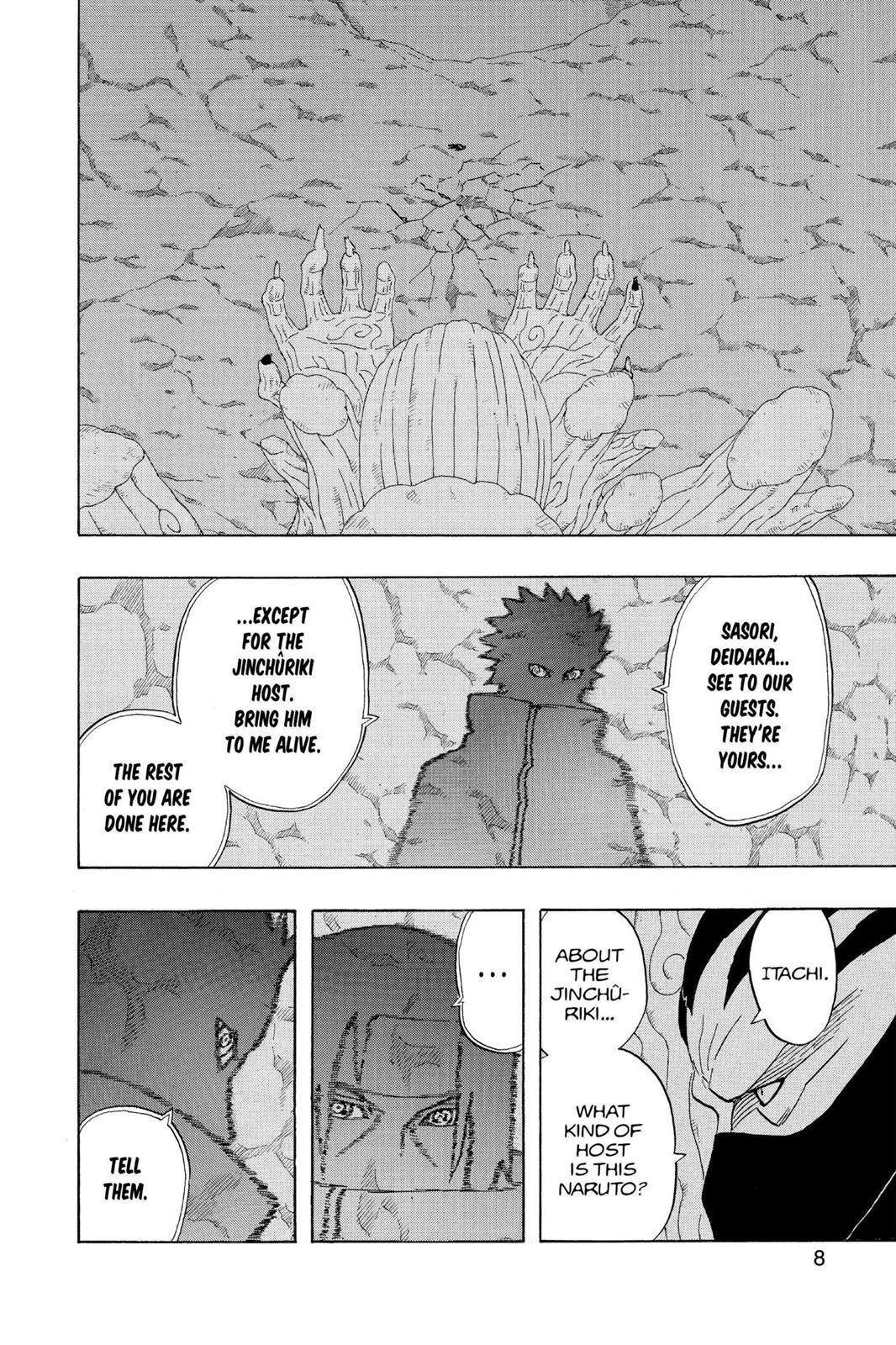 Naruto, Chapter 263 image 009