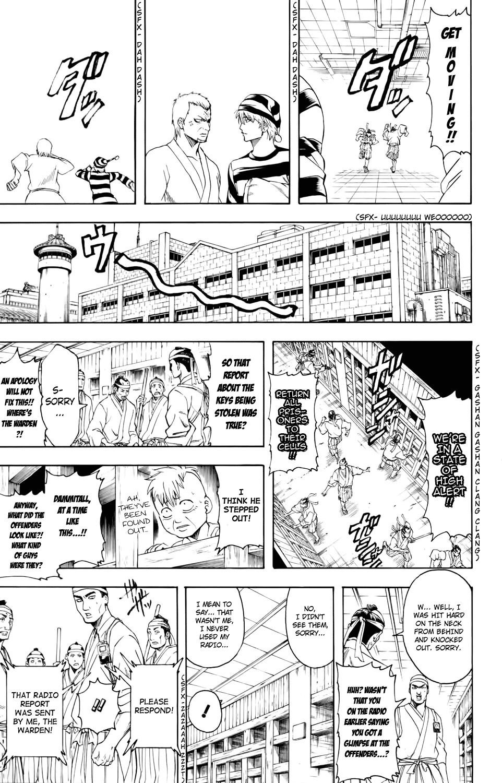 Gintama Chapter, 341 image 017