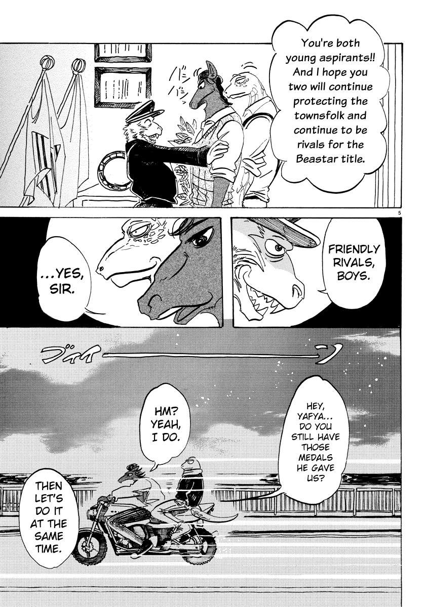 Beastars Manga, Chapter 103 image 005