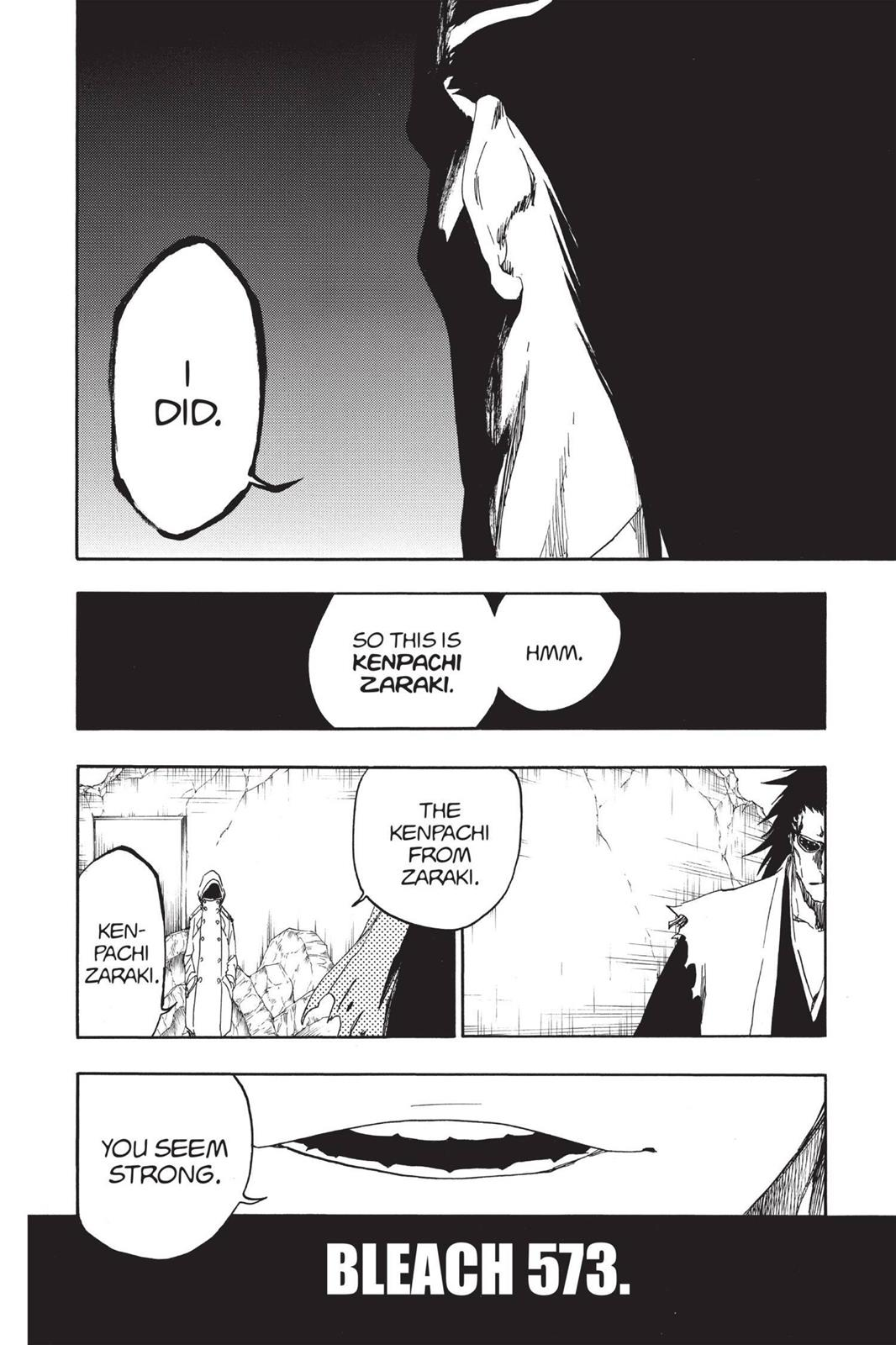 Bleach, Chapter 573 image 008
