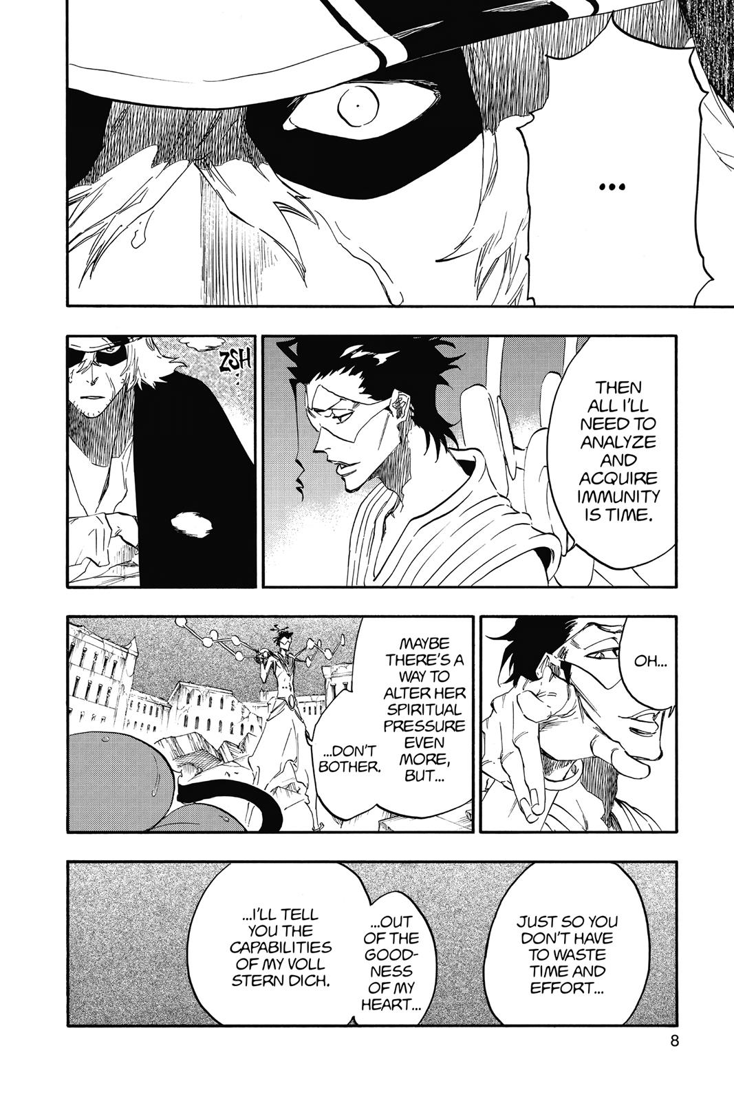 Bleach, Chapter 664 image 008