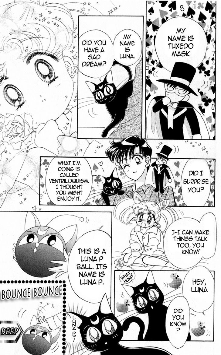 Sailor Moon, Cahpter 16 image 010