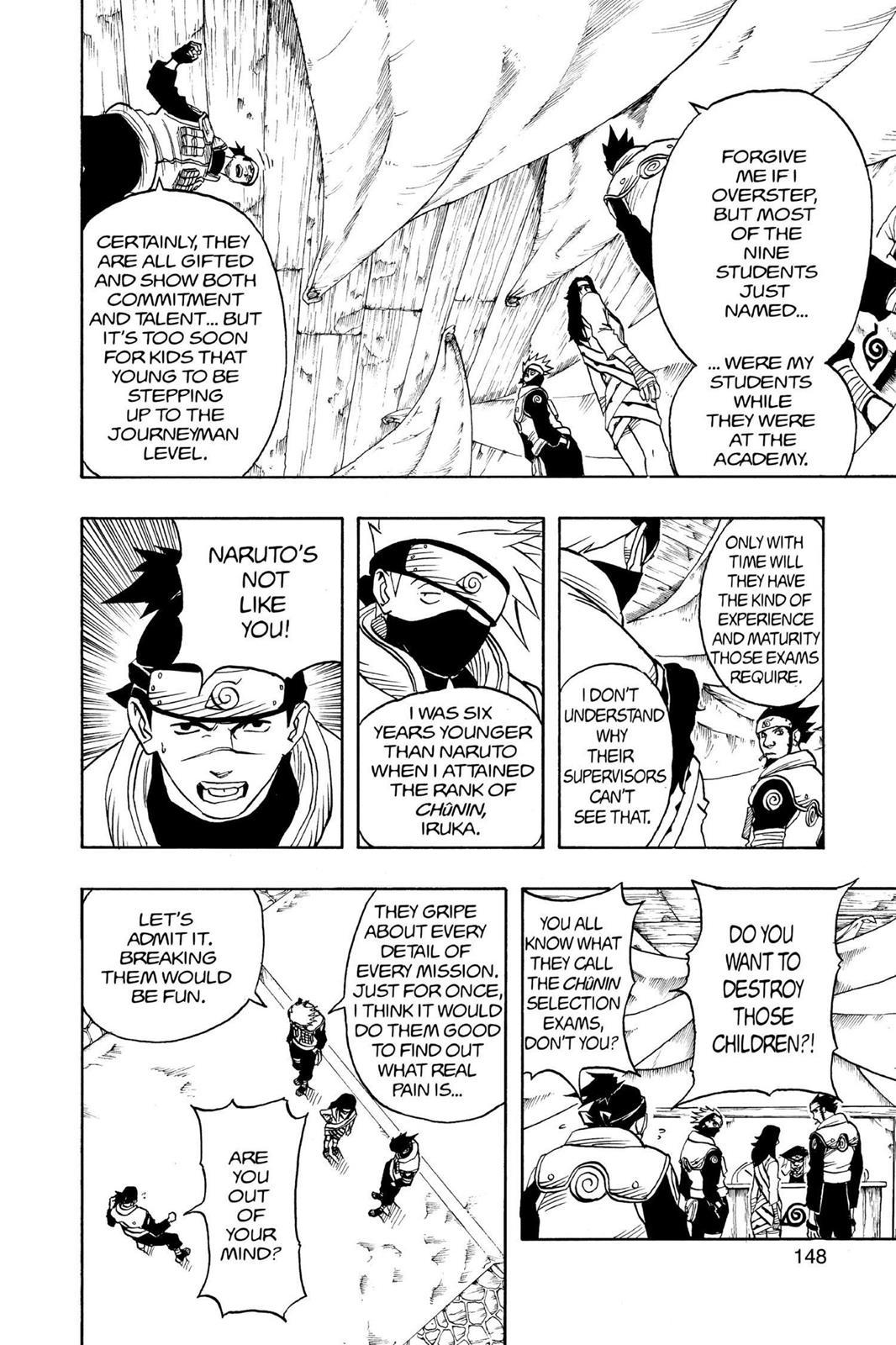Naruto, Chapter 35 image 008
