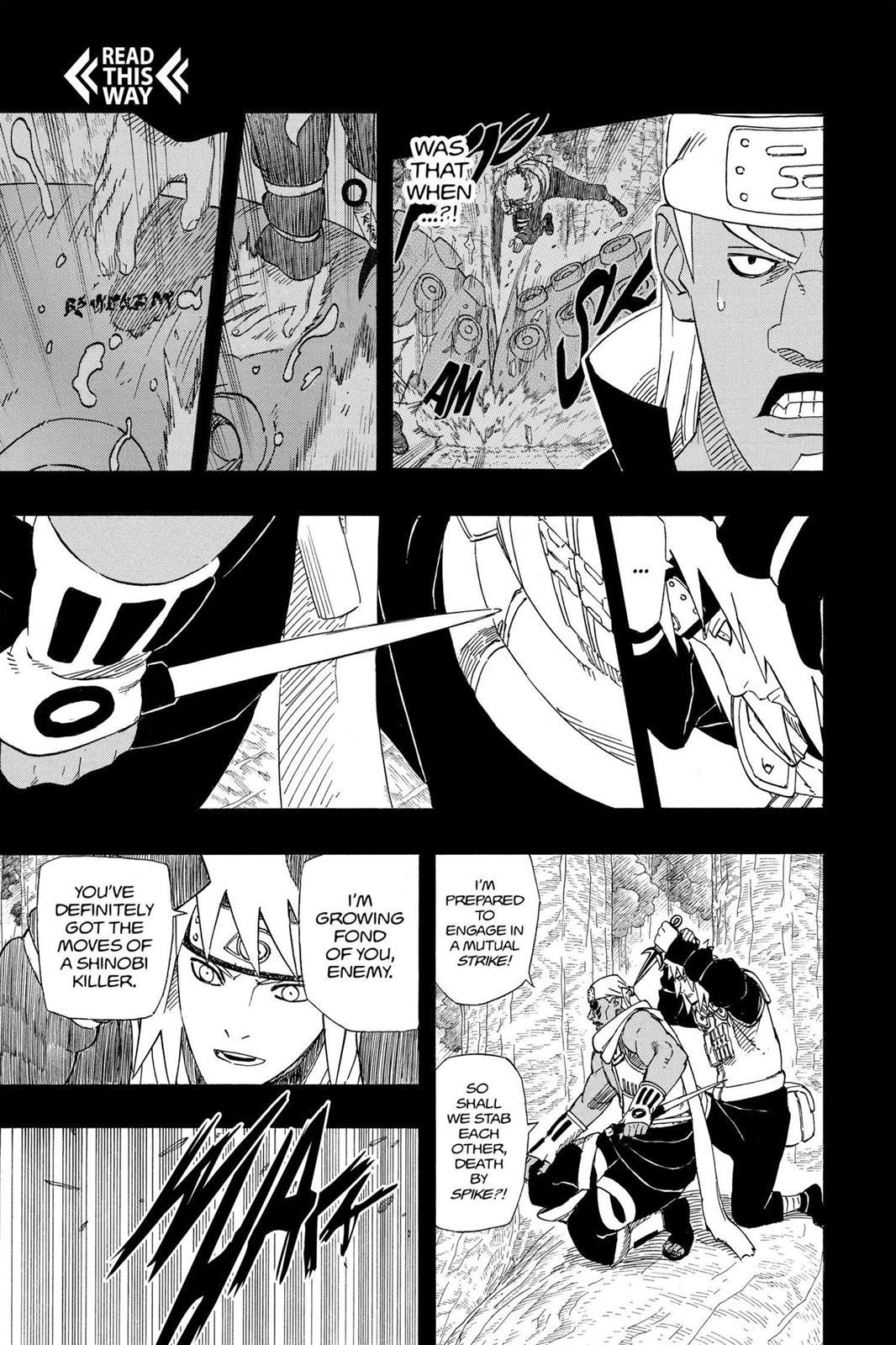 Naruto, Chapter 543 image 003
