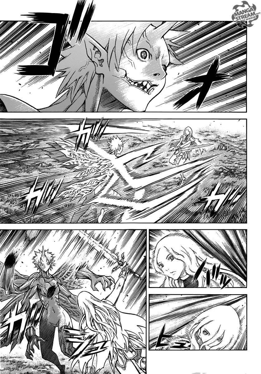 Claymore, Chapter 153 image 003