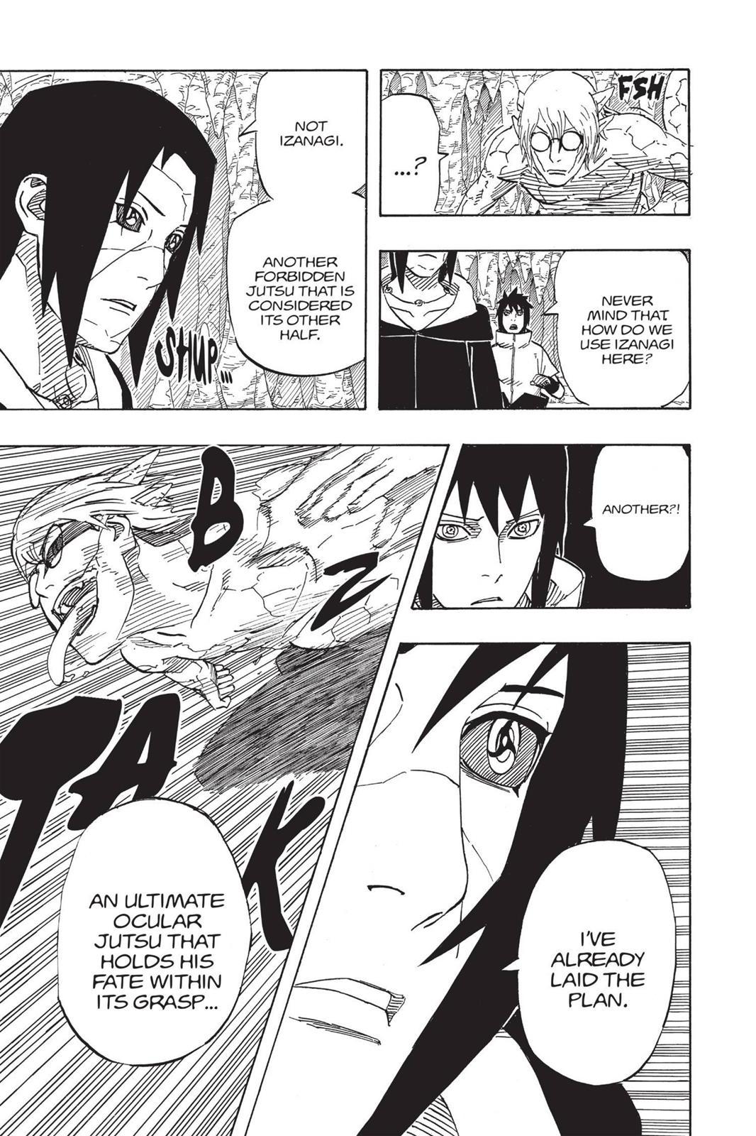 Naruto, Chapter 581 image 015