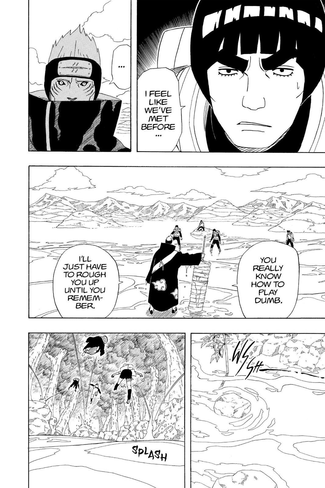 Naruto, Chapter 256 image 009