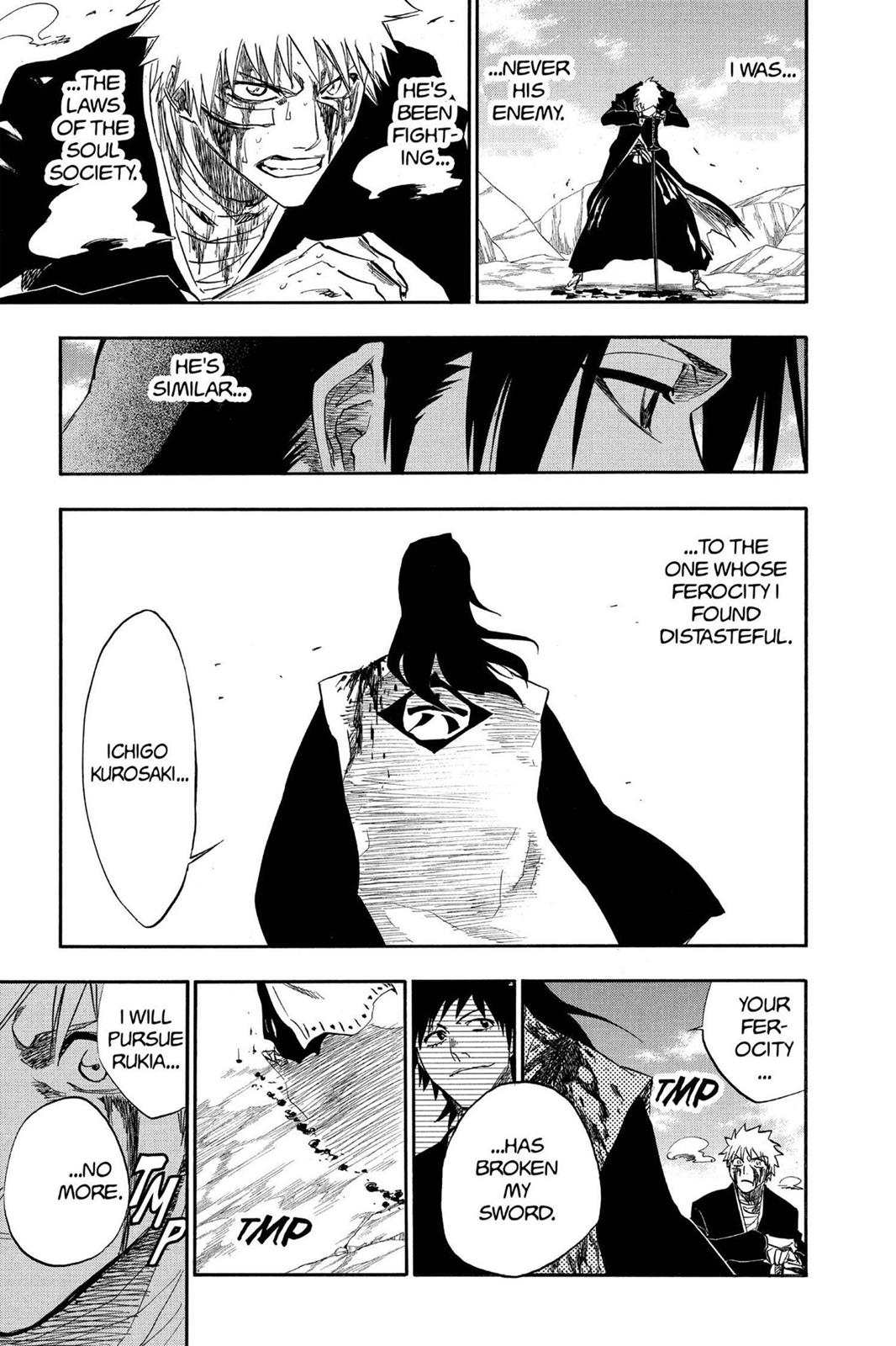 Bleach, Chapter 167 image 011