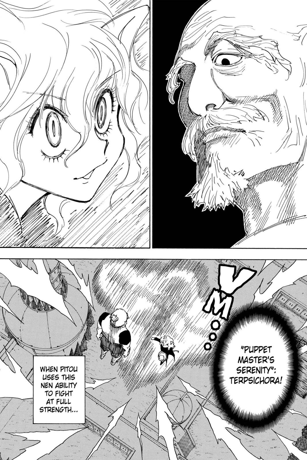 Hunter X Hunter, Chapter 264 image 006