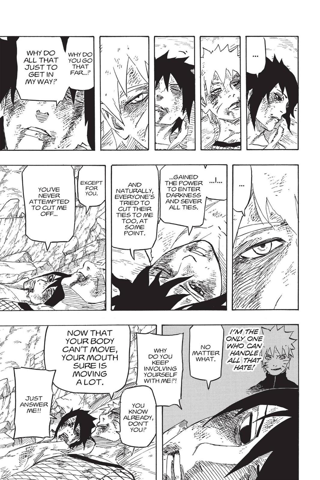 Naruto, Chapter 698 image 008