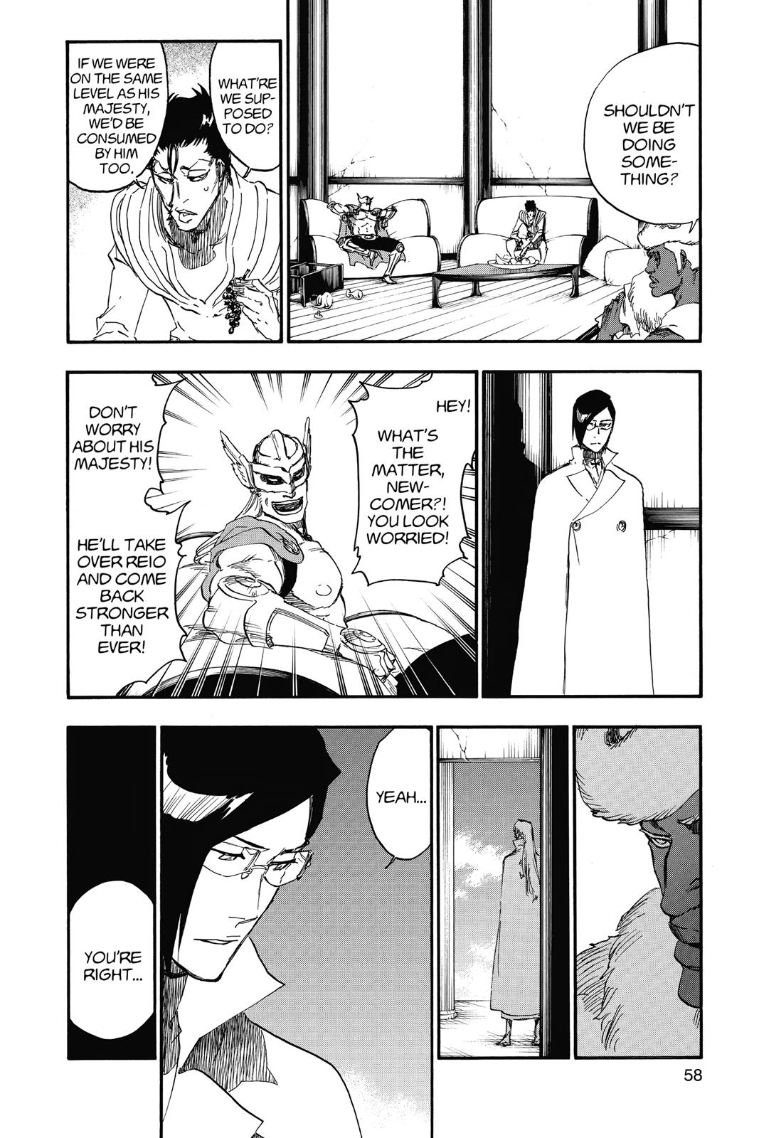 Bleach, Chapter 625 image 016