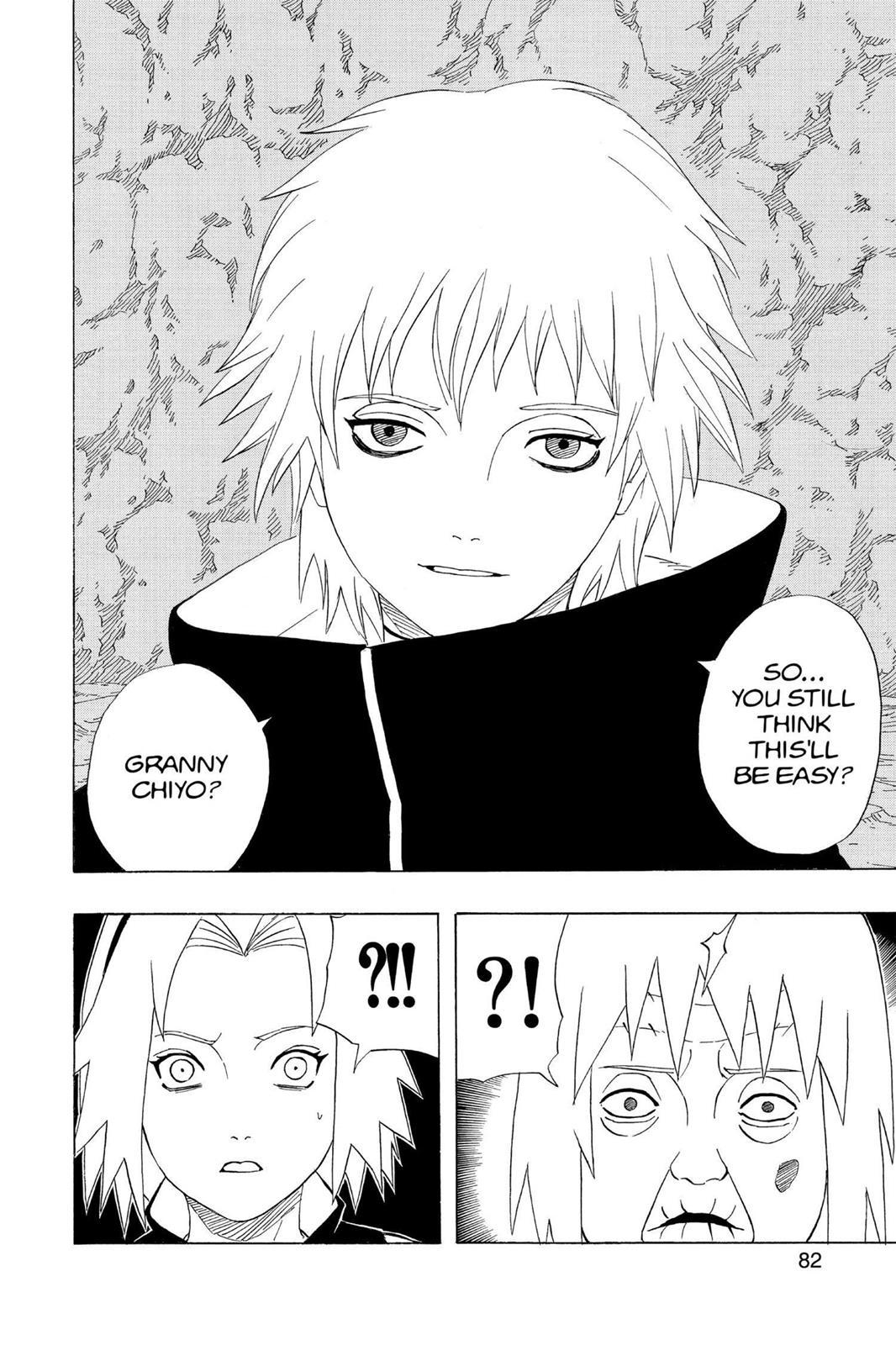 Naruto, Chapter 266 image 016