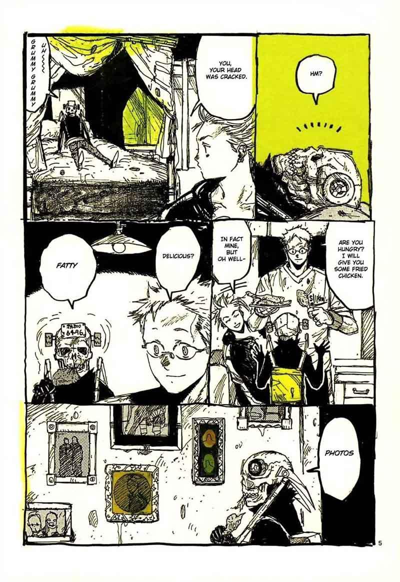 Dorohedoro, Chapter 17 image 029